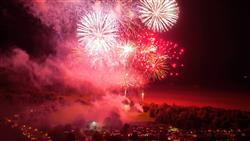 <h1>Cosgrove's End of Season Fireworks Display</h1>