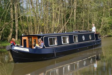 <h1>PART EXCHANGE your holiday home, touring caravan with a narrowboat!</h1>