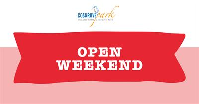 <h1>Open Weekend June 2021 - Open to the Public</h1>
