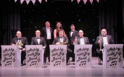 <h1>Ashby Big Band (Live Act) - Customers ONLY</h1>