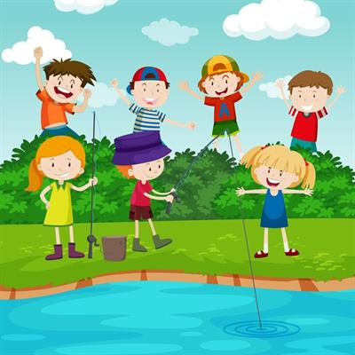 <h1>Children's Fishing Lessons - Customers ONLY</h1>
