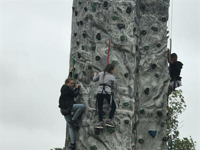 <h1>Climbing Wall - Customers ONLY</h1>