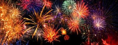 <h1>End of Season Fireworks Spectacular - Customers ONLY</h1>