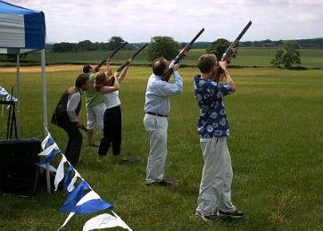 <h1>Laser Clay Shooting - Customers ONLY</h1>