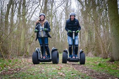 <h1>Segway Experience</h1>