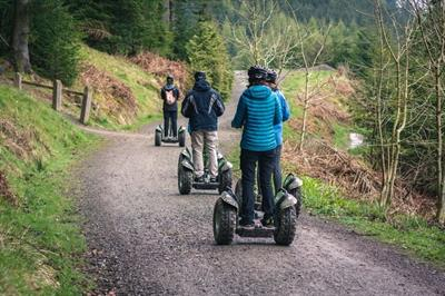 <h1>Segway Treks - Customers ONLY</h1>